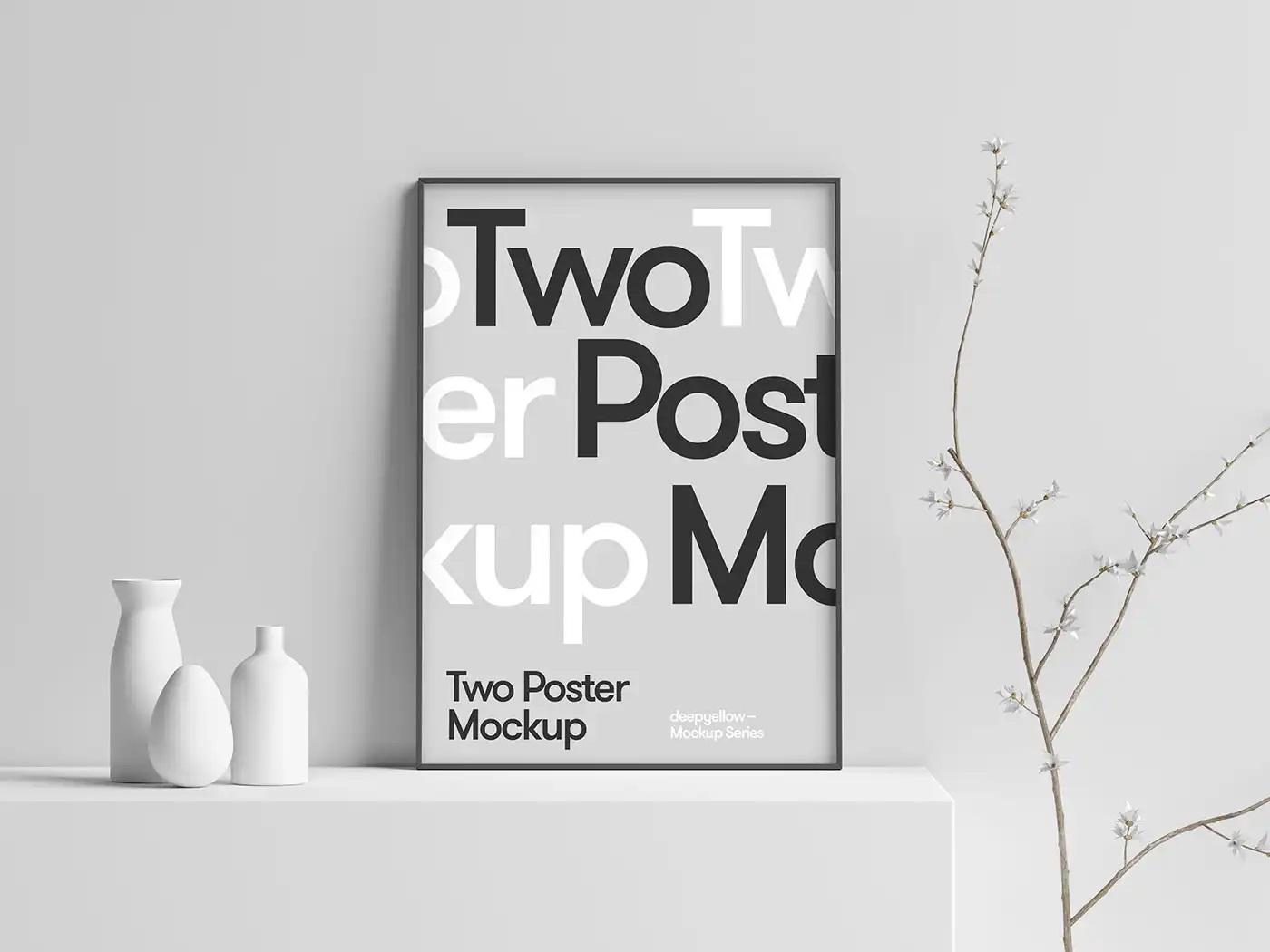 Poster Mockup 02